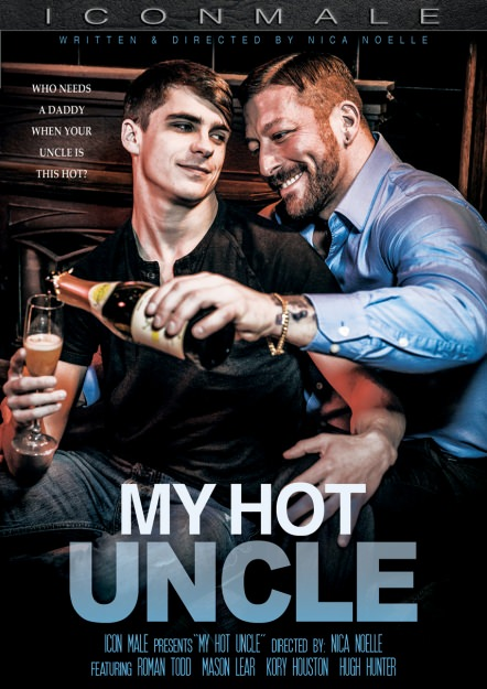 My Hot Uncle Dvd Cover