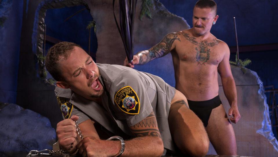 Cops In Cuffs, Scene #02