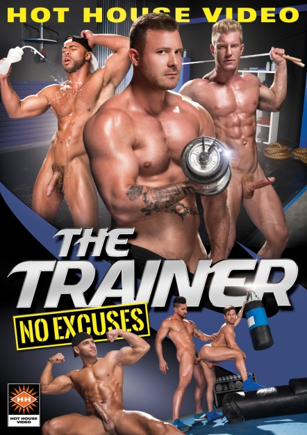 gay muscle porn movie The Trainer: No Excuses | hotmusclefucker.com