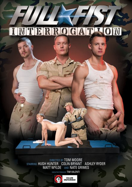 Full Fist Interrogation Dvd Cover