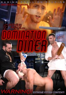 Domination Diner, muscle porn movies / DVD on hotmusclefucker.com