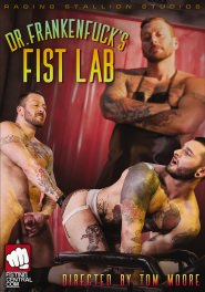 Dr. FrankenFuck's Fist Lab Dvd Cover