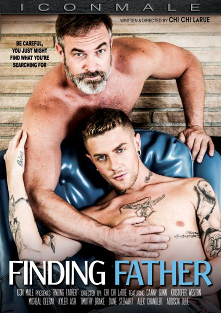 Finding Father Dvd Cover
