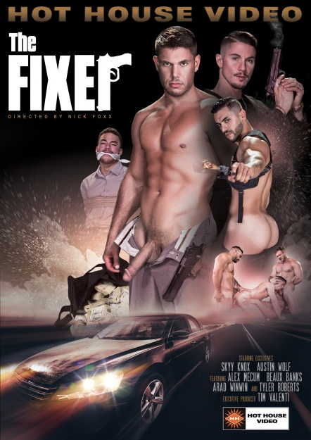 The Fixer Dvd Cover