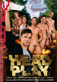 Head Play DVD Cover