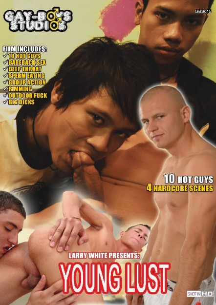 Young Lust, muscle porn movies / DVD on hotmusclefucker.com
