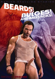 Beards, Bulges & Ballsacks! DVD Cover
