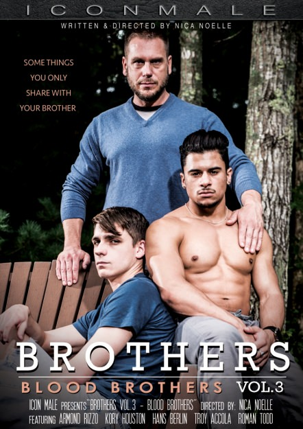 Brothers 3 - Blood Brothers Dvd Cover