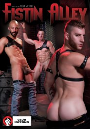 gay muscle porn movie Fistin Alley | hotmusclefucker.com