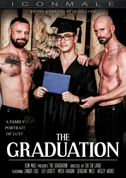 The Graduation Dvd Cover