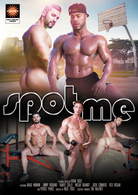 gay muscle porn movie Spot Me | hotmusclefucker.com