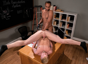 gay muscle porn video Deep Studies - (distribution scene) | hotmusclefucker.com