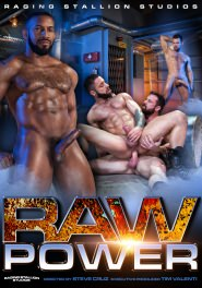 Raw Power DVD Cover