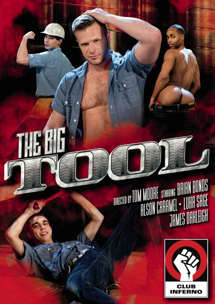 The Big Tool Dvd Cover