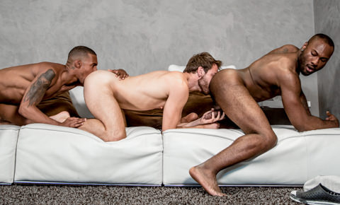 Stepbrother Threeway