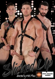 Slicked Up DVD Cover