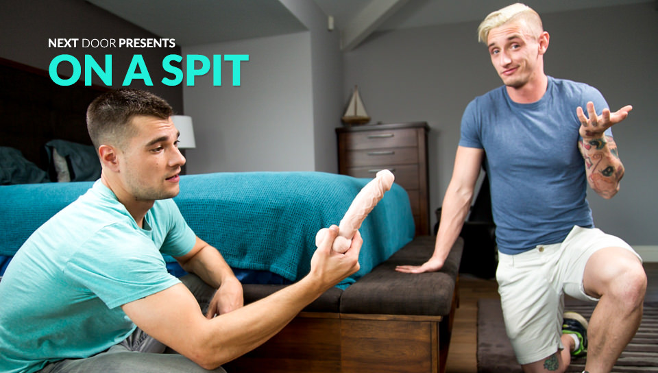 On a Spit