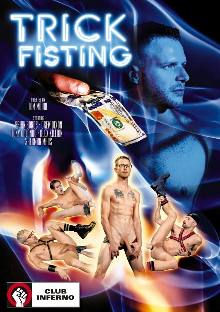 Trick Fisting Dvd Cover