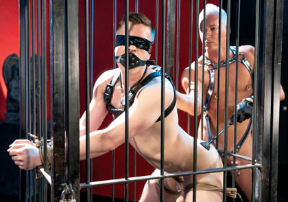 Daddy's Dungeon, Scene #01