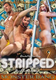 Stripped #02 DVD Cover