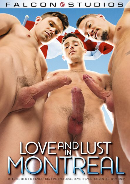 gay muscle porn movie Love and Lust in Montreal | hotmusclefucker.com