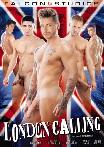 gay muscle porn movie London Calling | hotmusclefucker.com
