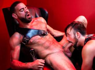 gay muscle porn clip: Manscent - Mason Lear & Ricky Larkin, on hotmusclefucker.com