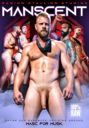 Manscent DVD Cover