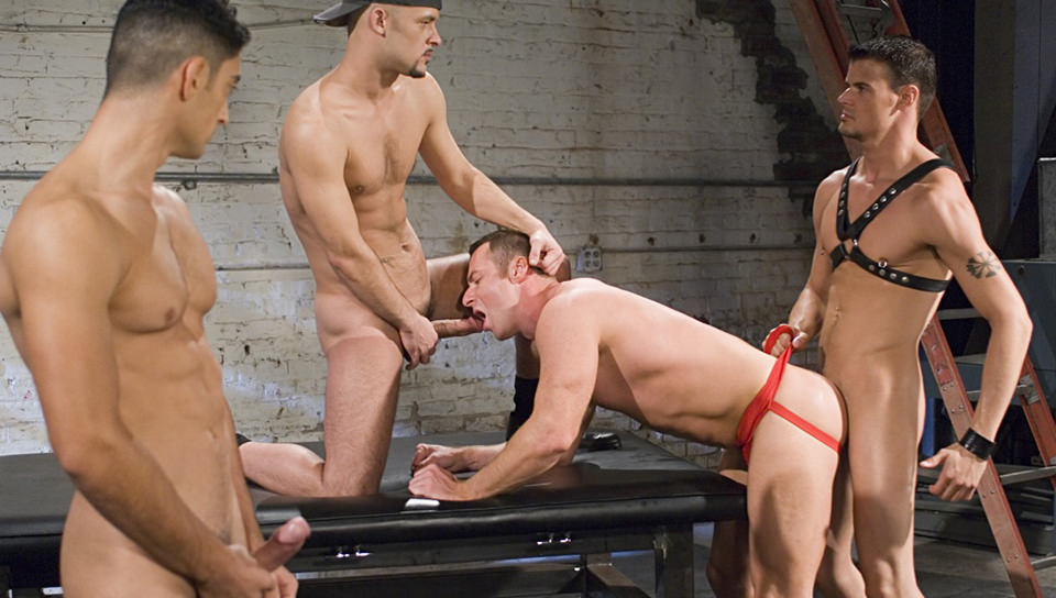 Pack Attack 2: Marco Paris, Scene #02