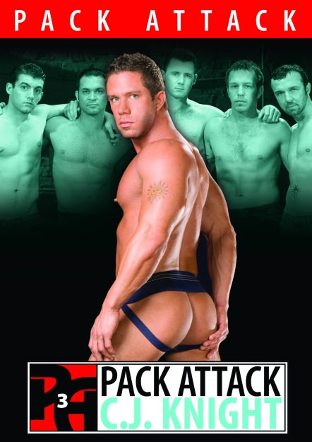 Pack Attack 3: C.J. Knight Dvd Cover
