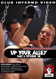 gay muscle porn movie Up Your Alley 1 | hotmusclefucker.com