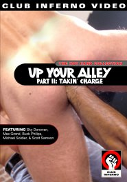 Up Your Alley 2, muscle porn movies / DVD on hotmusclefucker.com