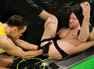 Rick Van Sant & Evan Matthews in Up Yours 1    hotmusclefucker.com