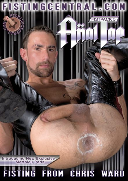 Fistpack #05 - Anal Tap Dvd Cover
