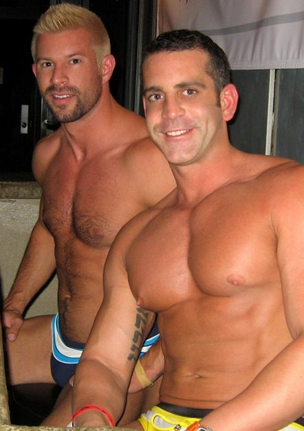 gay muscle porn movie Kyle King And Matt Cole | hotmusclefucker.com