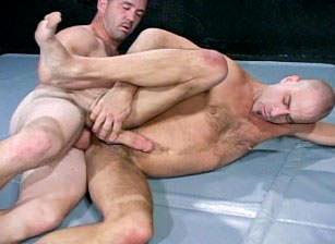 Wrestling Hunks #03, Scene #05
