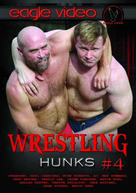 Wrestling Hunks #04, muscle porn movies / DVD on hotmusclefucker.com