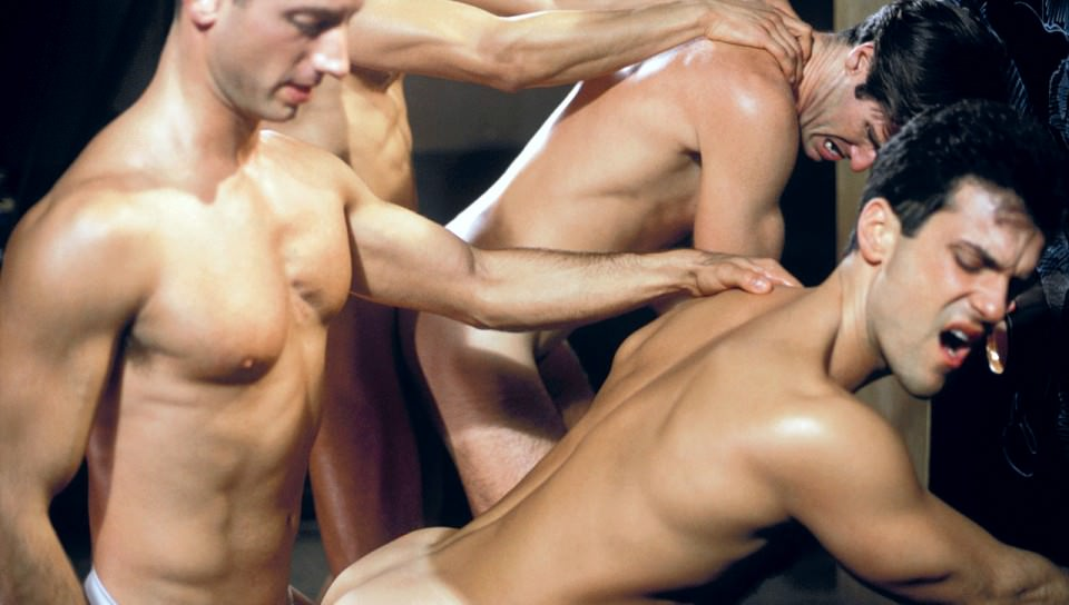 Otto Man Dungeon Orgy – Max Grand, Tyler Gray, Justin Bailey, Doug Perry, Joshua Scott, Hunter Scott, Devon Rexman, Matt Masters (JocksStudios.com)