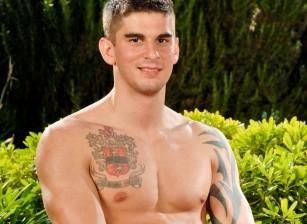 gay muscle porn clip: Tyler Torro - Tyler Torro, on hotmusclefucker.com