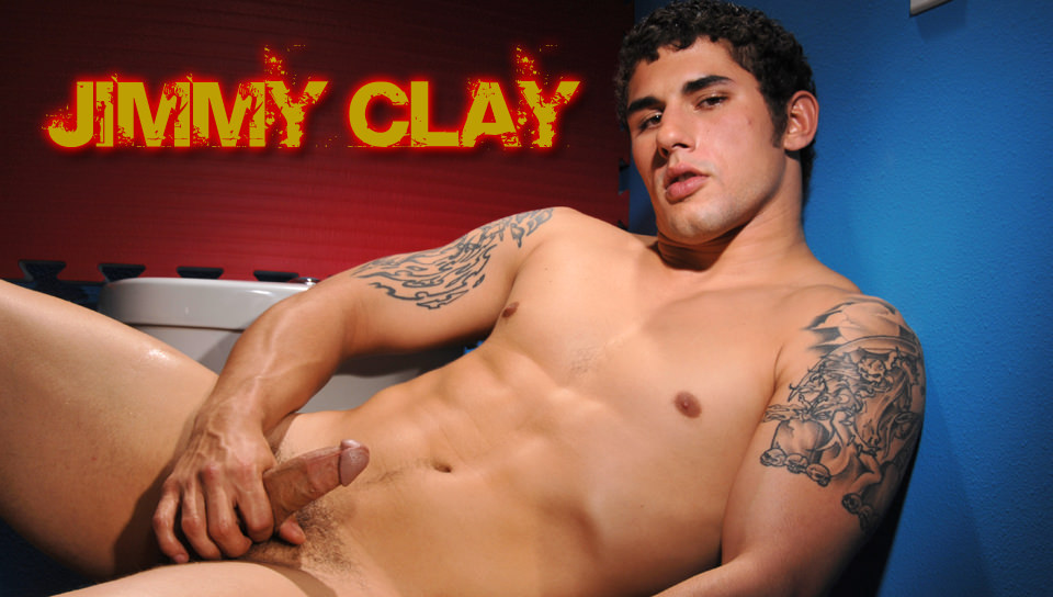 clay male Jimmy next door