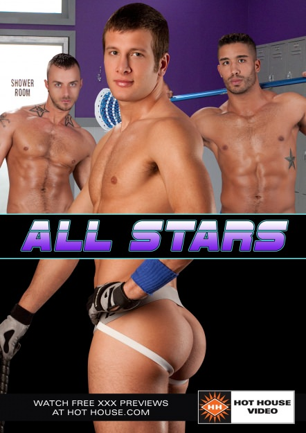 gay muscle porn movie All Stars | hotmusclefucker.com