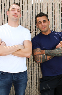 Laith Inkley & Johnny B II Picture