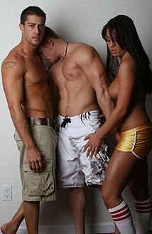 Cody & Kenny & Mia Picture