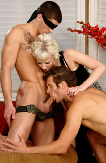 Tyler Torro, Spencer Fox, Cherry Torn Picture