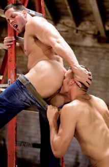 Steven Daigle porno gay