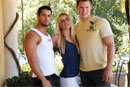 Cody, Zack Cook and Megan Moore picture 1
