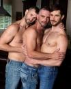 Dean Monroe, Joe Parker And CJ Parker - The 3 Way Kiss picture 1
