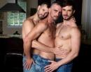 Dean Monroe, Joe Parker And CJ Parker - The 3 Way Kiss picture 2