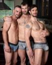Dean Monroe, Joe Parker And CJ Parker - The 3 Way Kiss picture 9