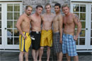 Mason Trevor, Marcus, Billy & Chad picture 2